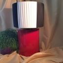 UNICAT - XCER39B - Veioza ceramica visinie 40cm/52cm