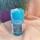 DISPONIBIL 4 BUCATI - Lumanare parfumata stalp menta 11*6cm