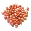 Perle de cultura roz degrade 6-7mm
