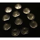 CST10DEF - Cabochon sticla transparent 12mm - STOC FOARTE LIMITAT!!!