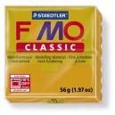 Fimo Classic ochre 56 grame - 8000-17