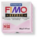 Fimo Effect Gemstone rose quartz 56 grame - 8020-206