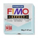 Fimo Effect Gemstone blue ice quartz 56 grame - 8020-306