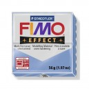 Fimo Effect Gemstone agate blue 56 grame - 8020-386
