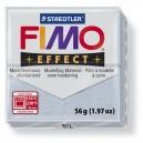 Fimo Effect Glitter silver 56 grame - 8020-812