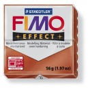 Fimo Effect Metallic copper 56 grame - 8020-27