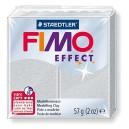 Fimo Effect Metallic silver 56 grame - 8020-81