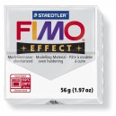 Fimo Effect Translucent white 56 grame - 8020-014