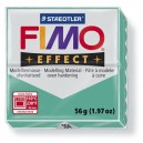 Fimo Effect Translucent green 56 grame - 8020-504