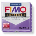 Fimo Effect Translucent purple 56 grame - 8020-604