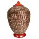 Vas decorativ bambus 40*30cm