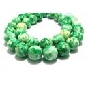 Jad ocean nuante verde 12mm