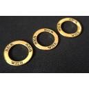 Conector wish inel bronz 23mm