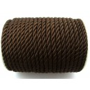 (1 metru) Snur nylon maro 5-6mm