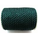(1 metru) Snur nylon verde marin 5-6mm