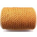 (1 metru) Snur nylon portocaliu 5-6mm