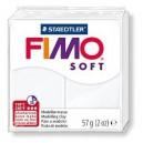 Fimo Soft white 56 grame - 8020-0