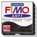 Fimo Soft black 56 grame - 8020-9