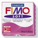Fimo Soft raspberry 56 grame - 8020-22