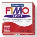 Fimo Soft indian red 56 grame - 8020-24