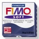 Fimo Soft windsor blue 56 grame - 8020-35