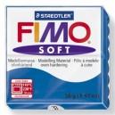 Fimo Soft pacific blue 56 grame - 8020-37