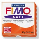 Fimo Soft tangerine 56 grame - 8020-43