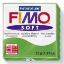 Fimo Soft tropical green 56 grame - 8020-50