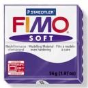 Fimo Soft plum 56 grame - 8020-9
