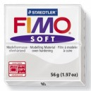Fimo Soft dolphin grey 56 grame - 8020-9
