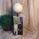 UNICAT - XCER17 - Suport lumanare ceramica colorata 30*11*11cm