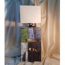 UNICAT - XCER19A - Veioza ceramica colorata 46*26*16.5cm
