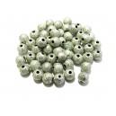 MAS6mm-12 - (10 buc.) Margele acril stardust ou de rata sfere 6mm