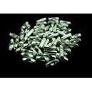 ILB09 - (10 buc.) Inchizatoare conector lant cu bile argintiu 9*3mm