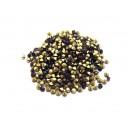 STR2.0-2.1mm - (10 buc.) Strasuri conice cristale mov foarte inchis 2.0-2.1mm